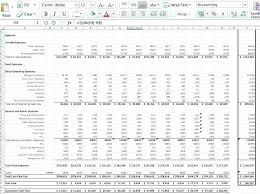 Cash Flow Statement Template Uk Excel Statement Template Budgeted Income Consolidated Of Cash Flows