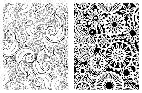 Amazon Com Posh Adult Coloring Book Pretty Designs For Fun