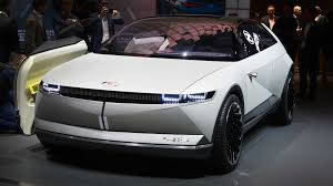 How To Get Into Car Design Hyundai 45 Concept Draws Inspiration From Past Looks Into