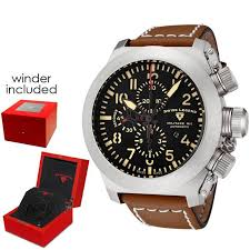 swiss legend men s militare no1 brown leather chronograph watch swiss legend men s militare no1 brown leather chronograph watch