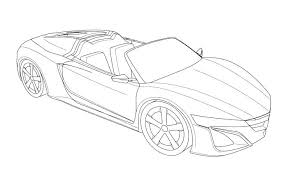 Awesome Car Coloring Pages Coloring Pages For Awesome Cool Amazing