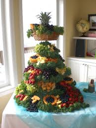 Best 25 Fruit Creations Ideas On Pinterest  Fruit Decorations Fresh Fruit Tree Display