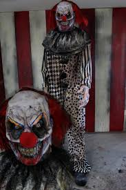 Creepycollection Props New 2017 Haunted House Halloween props. Zombies ,  Scary clowns. Creatures and