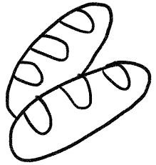 フランスパンのイラスト ゆるかわいい無料イラスト素材集