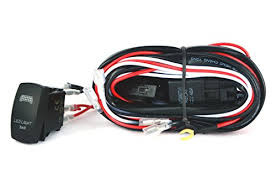 mictuning led light bar wiring harness fuse 40a relay on off Mictuning Wiring Harness mictuning led light bar wiring harness fuse 40a relay on off rocker switch blue(2 lead 12feet) general general mictuning wiring harness installation