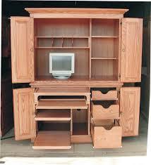 home office armoire. Best Design Computer Desk Armoire Desks Deluxe Ideas. Futuristic Office. Color Wheel Schemes Home Office .