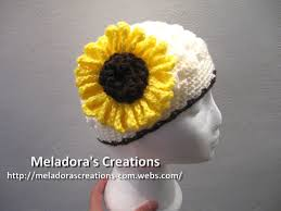 Crochet Sunflower Pattern Cool Crocheted Sunflower Crochet Tutorial YouTube