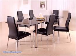 black leather dining room chairs dining room simple and minimalist black dining room sets with