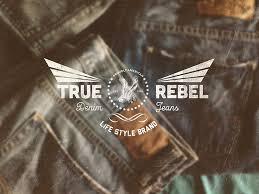 Pants Logos Jeans Logo Badge By Eduardo Mejia Dribbble Dribbble