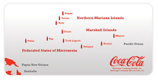 coca cola distribution coca cola beverage co micronesia inc