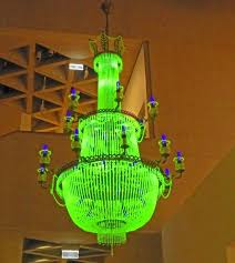 uranium glass chandelier nick around uranium glass chandelier canberra