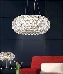wide ceiling light extra large ceiling lamp shades acrylic ball glass shade pendant three sizes 4