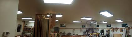 Troffer Light Spacing Shop Lighting For Woodworkers The Wood Whisperer