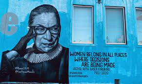 Mural is a digital workspace for visual collaboration. Late Supreme Court Justice Ruth Bader Ginsburg Memorialized With Southtown Mural