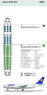 Lufthansa German Airlines Aircraft Seatmaps Airline