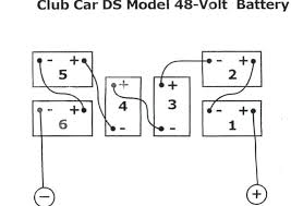 8 volt battery wiring diagram 8 download wirning diagrams club car wiring diagram 48 volt at 1985 Club Car Wiring Diagram