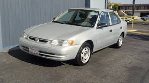 2000] Toyota - Corolla CE (Silver) | T-TAK Auto Service