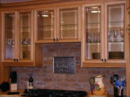 ... Medium Size Of Kitchen:stained Glass Inserts Kitchen Cabinet Inserts  White Glass Kitchen Cabinets Seeded