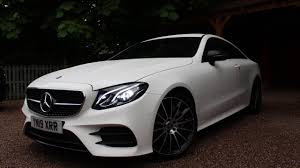 Read the full review here. 2019 Mercedes Benz E300 Coupe Amg Line Indepth Tour Youtube