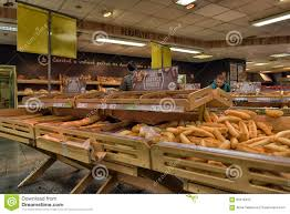 Bakery Department In A Supermarket Editorial Image Image Of Fresh