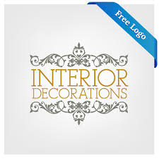 Home Decor Logo Design Classy Free Vector Interior Decorations Logo Download In Ai Eps Format