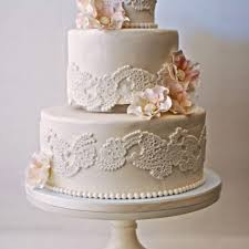 Retro Wedding Cakes