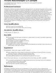 Nanny Cv Sample Download Nanny Housekeeper Resume Sample Nanny ...