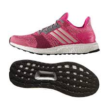 adidas shoes pink 2016. adidas ss16 womens ultraboost st running shoes - shock pink structured cushion 2016 i