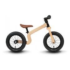 early rider 12 inch bonsai wooden ride on balance bike
