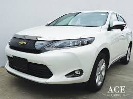 Rent / Lease a Toyota Harrier by Ace Drive Car Rental