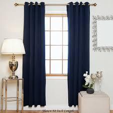 Navy Bedroom Curtains Bedroom Curtains Navy Blue Homeminimalis Com Living Room Amusing
