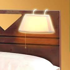 over the bed lighting. Bed Lamp Clip On Headboard Lamps Bandwagon Over The Hanging Lighting