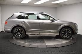 2018 bentley suv. wonderful suv 2018 bentley bentayga onyx edition awd suv  click to see fullsize  photo viewer and bentley suv