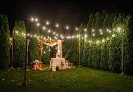 13 simple outdoor wedding decorations