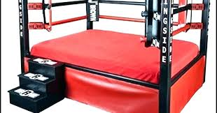 Wrestling Bed Sets Ring Bed Wrestling Ring Bed Wrestling Bedroom Cool Wrestling Bedroom Decor