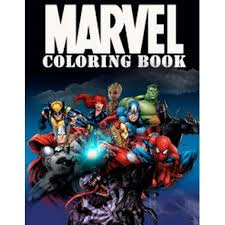 750 x 1000 jpeg 63 кб. Marvel Coloring Book Super Heroes Avangers Spider Man Captain America Deadpool Venom Thor Hulk Black Panther Iron Man And Etc Coloring Pages Ages 5 10 Shop Your Way Online Shopping Earn Points