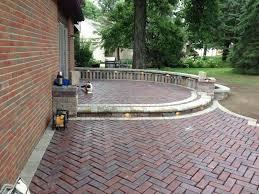 brick paver patio herringbone. Contemporary Patio Sidewalks U0026 Entries For Brick Paver Patio Herringbone C