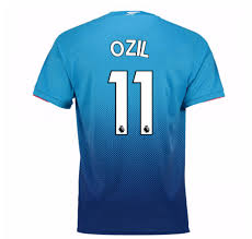 Persle number 11 arsenal jersey shirt fly emirates m/l. 2017 2018 Arsenal Away Shirt Ozil 11 75151203 98449 110 51 Teamzo Com