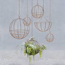 Sphere Hanging Basket