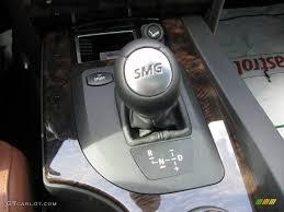 BMW 3 Series bmw 530i transmission : 2006 BMW 5 Series 550i Sedan 6 Speed SMG Sequential Manual ...