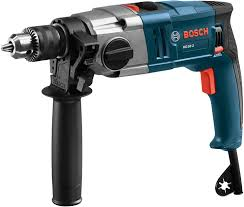 bosch drill electric. hd18-2 two-speed hammer drill bosch electric e