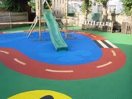 rubber outdoor flooring in dubai artificial grass playflex rubber playground flooring