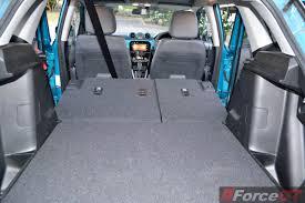 2015-Suzuki-Vitara-RT-X-boot-space-seats-down - ForceGT.com