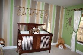 baby safari nursery