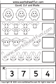 Worksheets and no prep teaching resources make puzzles preschool, kindergarten. Cut And Paste Worksheets Free Printable Worksheets Worksheetfun