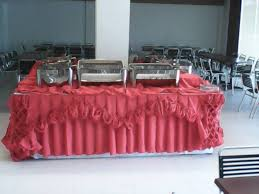 affordable simple table skirting designs with simple table skirting designs