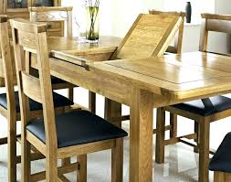 outstanding exceptional solid oak extending dining table and 6 chairs at dark oak dining room chairs