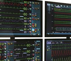 Image result for SPACELABS XPREZZON Touchscreen Patient Monitor