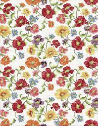 Multi Tone Poppies Tapijt Pinterest Florence and Textile fabrics