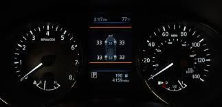 Tire Maintenance Light Nissan Nissans Easy Fill Tire Alert System Is Designed To Make